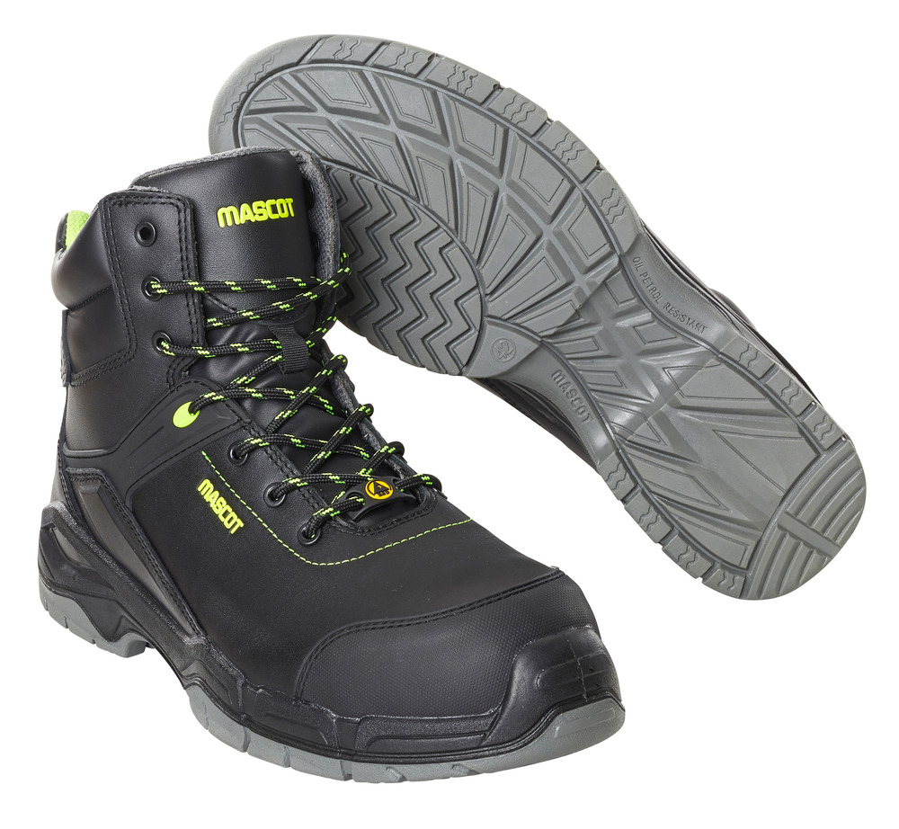 Safety Boots Mascot Webshop